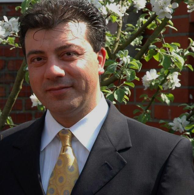 Unser Inhaber Angelo Palmisano